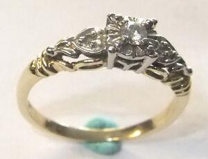 Diamond engagement rting