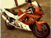 Yamaha zfz600r thundercat