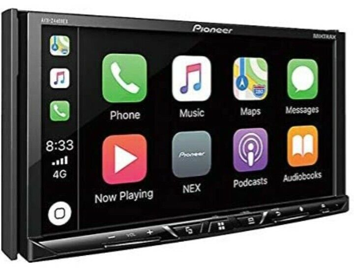 Pioneer AVH-2400NEX 7 inches Touchscreen Stereo Receiver