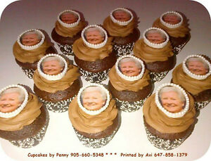 Edible photo for cake, cupcake, cookies or cake pops decoration! Regina Regina Area image 4