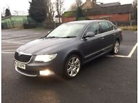 Skoda superb 2.0 tdi 2010 auto dsg elegance limousine model low mileage px offers ring for more info