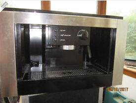 Ikea built in espresso coffee maker