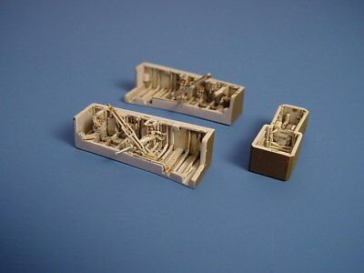 Aires 1/72 Panavia Tornado IDS Wheel Bays for Revell kit 7082