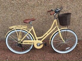 "Reflex Mystique 18""Ladies 26"" Wheel six speed traditional bike 🚲"