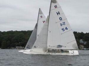 28 foot e scow