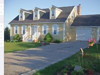 Beautiful Cape Cod Home in Western NL with Ocean View