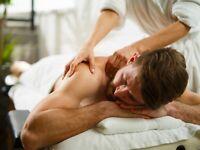 Professional massage service at private home studio.