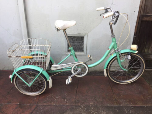 Bridgestone Kabuki  Picnica Wagon Tricycle/Trike - VINTAGE - JAPANESE (599 USD)