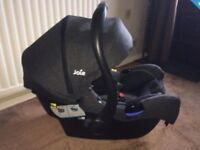 Jole car seat excellent condition