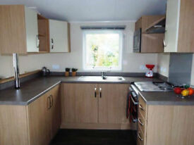 NEW STATIC CARAVAN FOR SALE 3 BED IN NORTH WALES SITE FEES FROM £1995