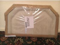 New & Unopened Plush 3ft Single Bed Headboard. COLLECT LEEDS