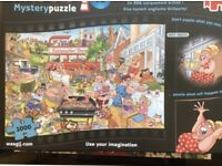 Wasgij? Mystery Jigsaw Puzzle