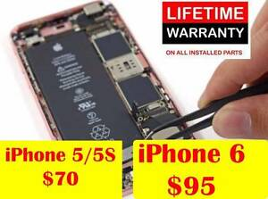all Phones, iPad & Tablet REPAIR on BEST PRICE LIFETIME WARRANTY Springwood Logan Area Preview