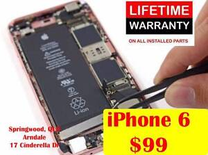 all Phones, iPad & Tablet REPAIR on BEST PRICE LIFETIME WARRANTY Springwood Logan Area Preview