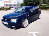 Vw golf 52 Reg 1.9 tdi r32 replica gti mint custom car 18inch new alloys fvsh cheap tax/insurancepx
