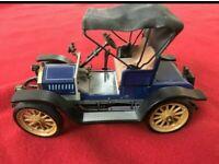 noch NEU von 1995 Schuco  Oldtimer Mercer  1225  Karton Originalkarton