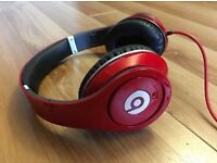 Red studio beats by dr dre