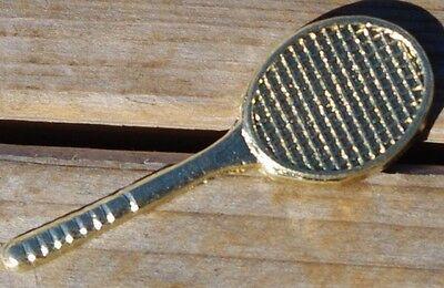 10 Tennis Letter Jacket Pins