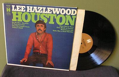 Lee Hazlewood  Houston  Lp Nm  Hs 11290 Nancy Sinatra