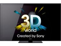 sony bravia kdl55ex753 led 3d smart with wifi build in