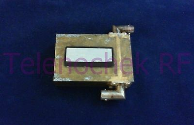Rf Microwave Low Pass Filter 775 Mhz Cf 850 Mhz 30db Reject 15 Watt Data