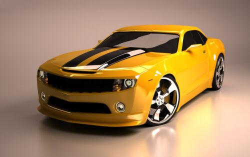 So bringen Sie Autoaufkleber für ein sportliches Fahrzeugdesign perfekt an
