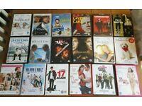 46 DVD's job lot