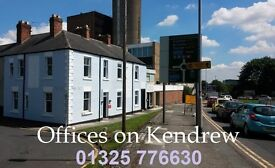"Darlington Town Centre ""Offices on Kendrew"" from £49 per week all inclusive, free broadband Internet"