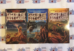 """Saga of the Lost Lands"" by: Rose Estes"