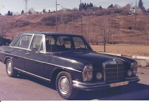 Classic Mercedes Benz 300SEL 6.3 for sale