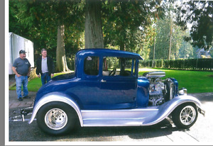 1928 Ford Coupe HotRod