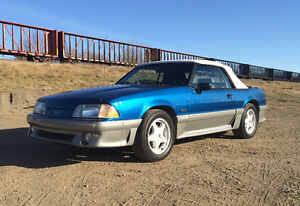 Beautiful 1991 Mustang GT Cobra 5.0L Convertible