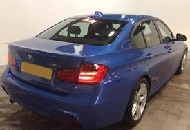 BMW 318 2.0TD ( 143bhp ) ( s/s ) 2013MY d M Sport FROM £64 PER WEEK !