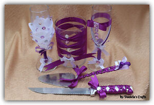 Hand made champagne glasses for weddings and special occasions Kitchener / Waterloo Kitchener Area image 6