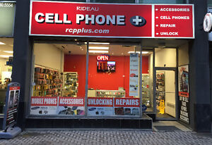 "CELL PHONE STORE:  REPAIRS / UNLOCKING     ""EXPRESS SERVICES""!!!"