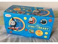 My Complete Thomas Story Library – 50 books in total. Thomas The Tank Engine