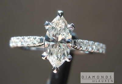 .55ct K Faint Brown VS1 Marquise Diamond R7935 Diamonds by Lauren