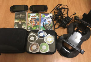 PSP and Accessories