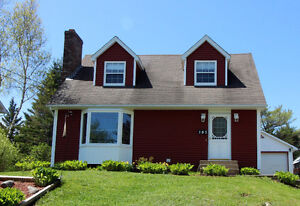 Charming Cape Cod with Garage, Colby Village