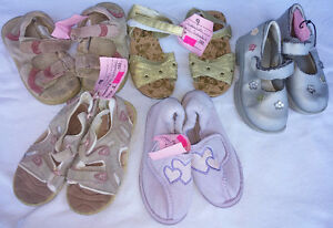 Girls Size Baby/ Infantst 5 - 12 Shoes, Sandal, Boots, Sneakers. London Ontario image 5