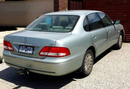 2005 TOYOTA AVALON AUTOMATIC WITH 8 MONTHS REGO