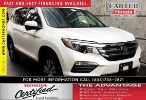 2017 Honda Pilot EX-L w/NAVI + CERTIFIED 7YR + YEAR-END CLEAROUT