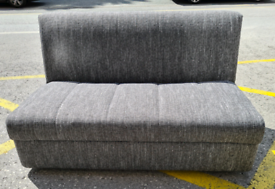 Brand New Appley 2 Seater No arms Sofa Bed