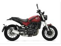 Benelli Leoncino 500 2021 model