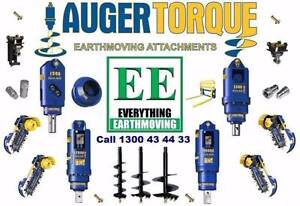Auger & AUGER DRIVE packages for Komatsu minis - EE Northmead Parramatta Area Preview