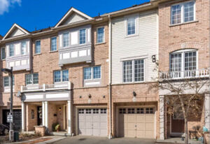 Pickering Town House available April 15th for Rent