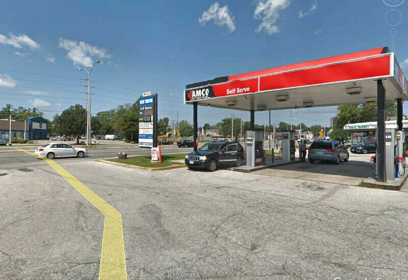Kingston/ Lawrence Gas Station Business for Sale