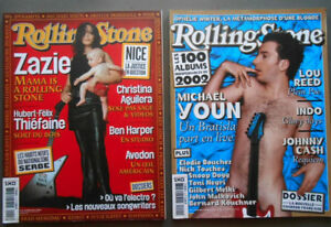 2 Rolling Stone - France 2002-03