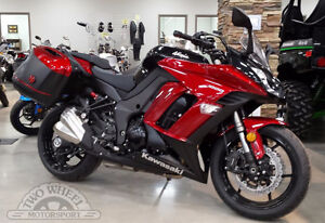 Superbe Ninja 1000 ABS 2015 sacoches dures