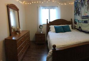 6 Piece Double/Queen Bedroom Set